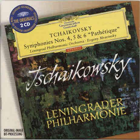 Tchaikovsky: Symphony No.4-6