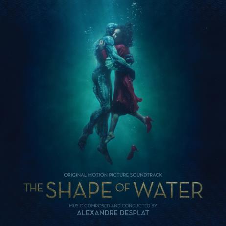 The Shape Of Water (셰이프 오브 워터: 사랑의 모양) O.S.T.