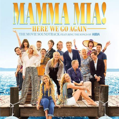 Mamma Mia! Here We Go Again (맘마 미아! 2) O.S.T.