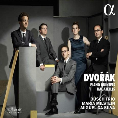 Dvorak: Piano Quintets & Bagatelles [Digipak]