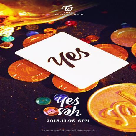 6집 YES or YES (A/B/C Ver.)