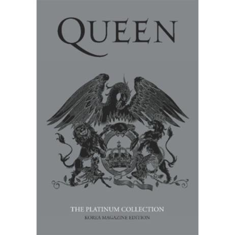 Greatest Hits I,II & III: Queen - The Platinum Collection [Korea Magazine Edition]