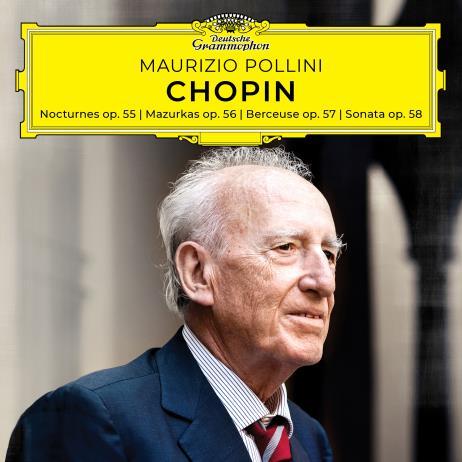 Chopin: Nocturnes, Mazurkas, Berceuse, Sonata [Digipak]