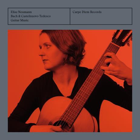 Bach & Castelnuovo-Tedesco: Guitar Music [Digipak]