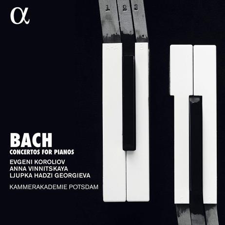Bach: Concertos for Pianos [Digipak]