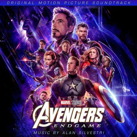 Avengers: Endgame (어벤져스: 엔드게임) O.S.T.