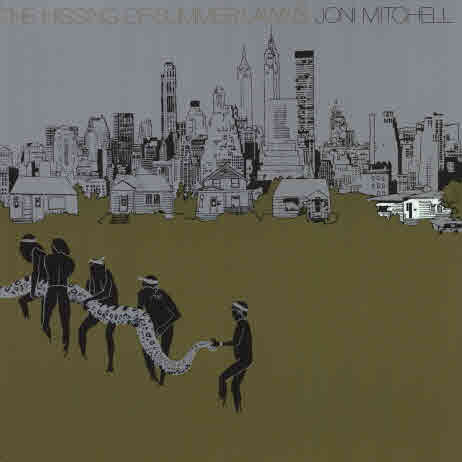 The Hissing Of Summer Lawns [180g LP]