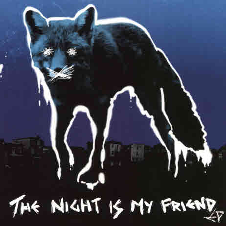 The Night Is My Friend [180g Clear LP, Limited Edition]