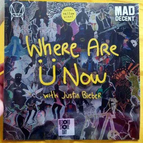 Where Are U Now [Yellow Color LP, Limited Edition]