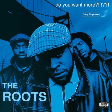 Do You Want More?!!!??! [Blue Color LP, Gatefold]
