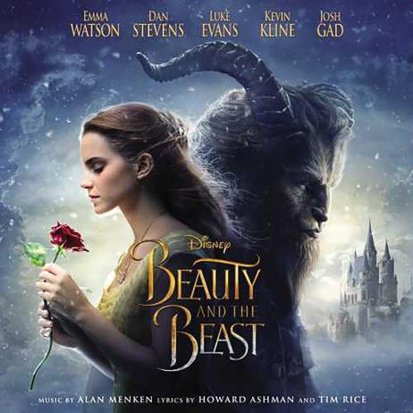 Beauty And The Beast (미녀와 야수) O.S.T [Limited Blue LP]