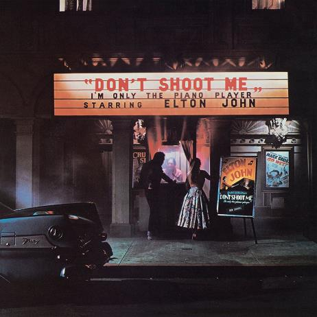 Don't Shoot Me I'm Only The Piano Player [180g LP, Gatefold]
