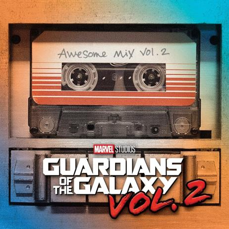 Guardians Of The Galaxy: Awesome Mix Vol. 2 (가디언즈 오브 갤럭시) O.S.T.