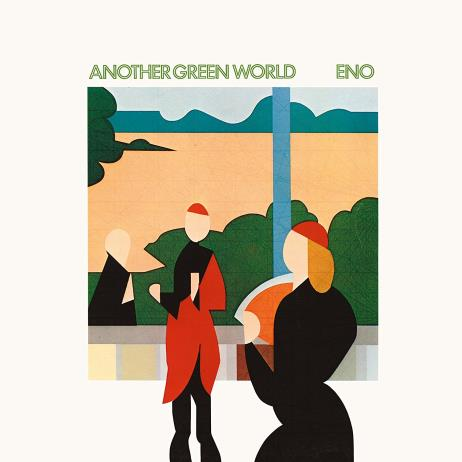 Another Green World [180g LP, Remastered]