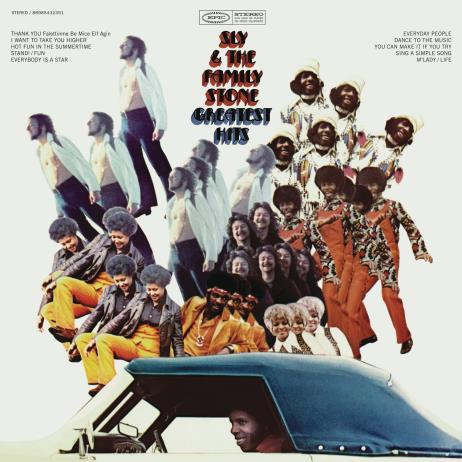 Greatest Hits: Sly & The Family Stone