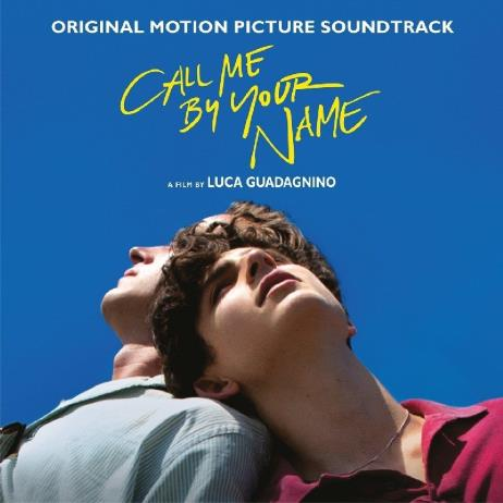 Call Me by Your Name (콜 미 바이 유어 네임) O.S.T. [180g LP, Gatefold]