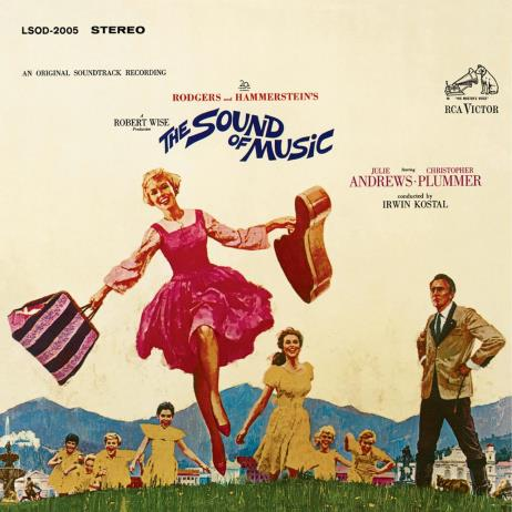 The Sound Of Music (사운드 오브 뮤직) O.S.T. [180g LP]