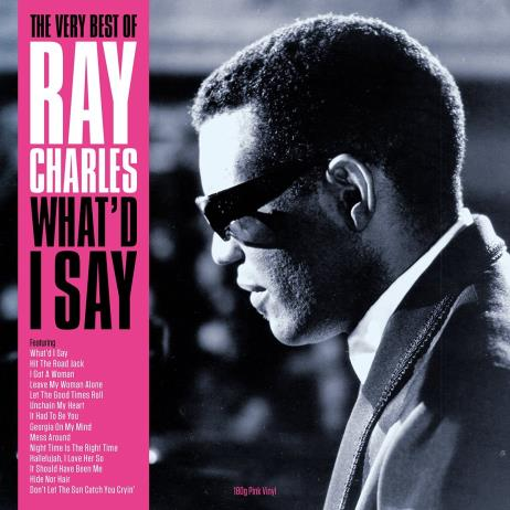 What'd I Say: The Very Best Of Ray Charles [180g Pink Color LP]