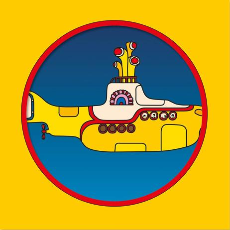 Yellow Submarine [Picture Disc LP, Limited Edition]