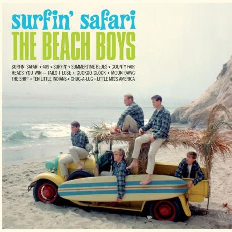 Surfing Safari [180g Green Color LP, Limited Edition]