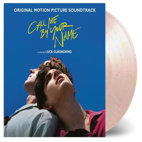 Call Me by Your Name (콜 미 바이 유어 네임) O.S.T. [180g Peach Color LP, Limited Edition, Gatefold]