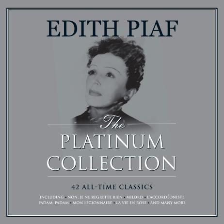 The Platinum Collection [180g White Color LP, Gatefold]