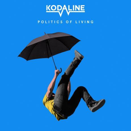 Politics Of Living [Blue Color LP]