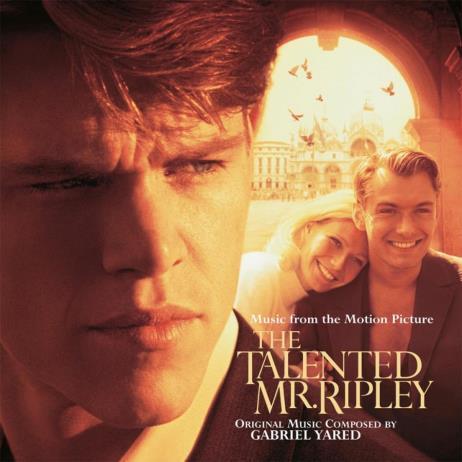 The Talented Mr. Ripley (리플리) O.S.T. [Clear LP, Limited Edition]