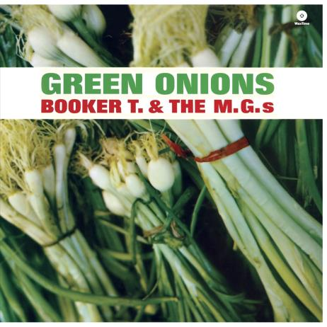 Green Onions [Green Color LP]