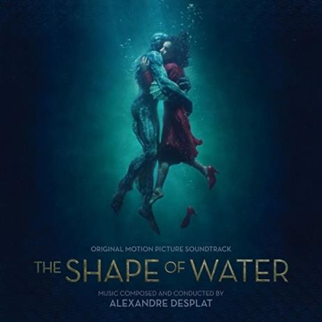 The Shape Of Water (셰이프 오브 워터: 사랑의 모양) O.S.T. [180g Turquoise Color LP, Limited Edition, Gatefold]