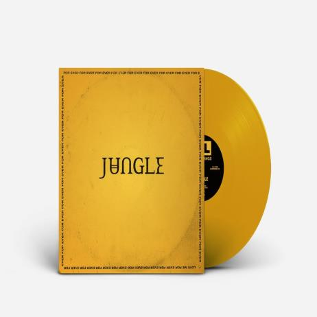 For Ever [Yellow Color LP, Indie Store Limited Edition]