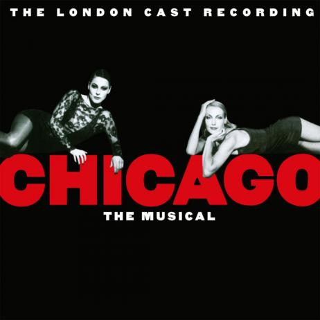 Chicago (시카고) O.S.T.: The 1997 Musical London Cast [180g Red Color LP]