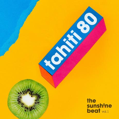 The Sunshine Beat Vol.1 [Kiwi Color LP, Limited Edition]