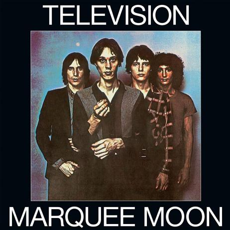 Marquee Moon [Blue Color LP, Limited Edition]