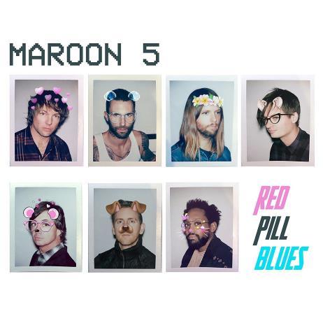 Red Pill Blues [Red & Blue Color LP, Tour Edition]