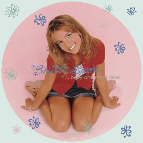 ...Baby One More Time [180g Picture Disc LP]
