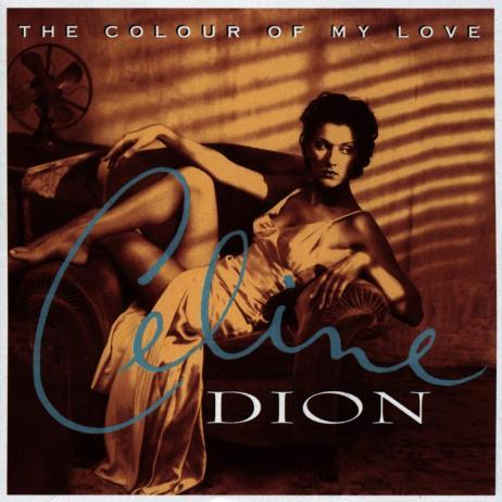 The Colour Of My Love [Gatefold]