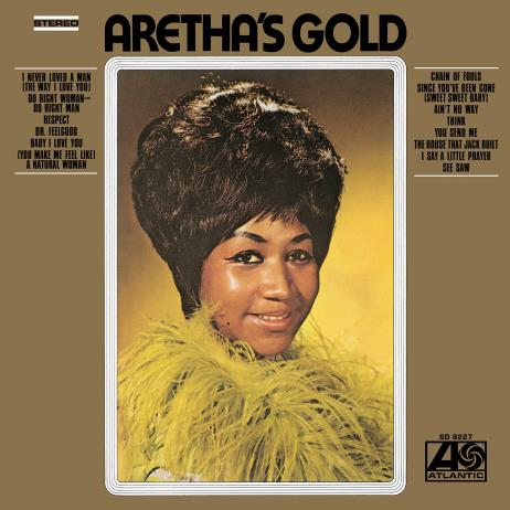 Aretha's Gold [Gold Color LP, Limited Edition]