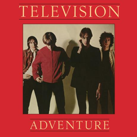 Adventure [Red Color LP, Limited Edition]