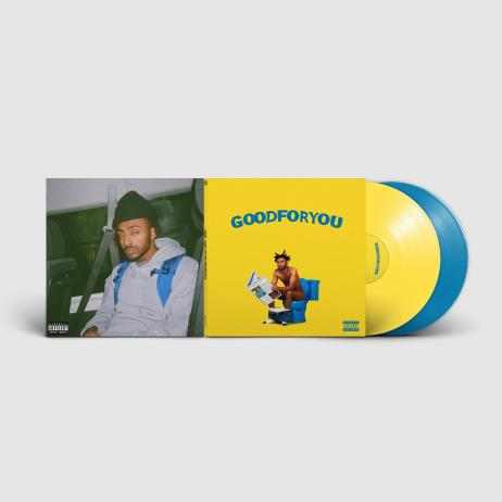 Good For You + ONEPOINTFIVE [Yellow & Blue Color LP, Gatefold]