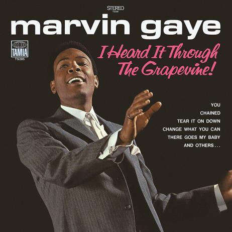 I Heard It Through The Grapevine! [180g LP]