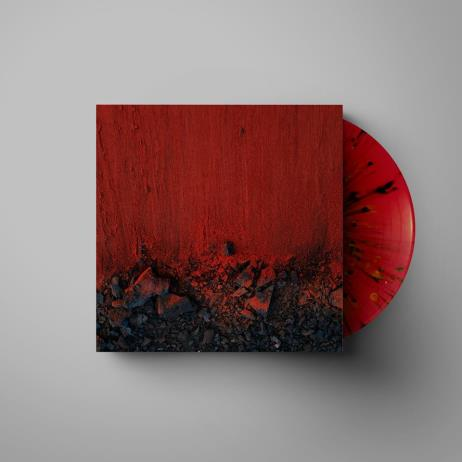 Black in Deep Red, 2014 (Record Store Day) [Red & Black Splatter Color LP]