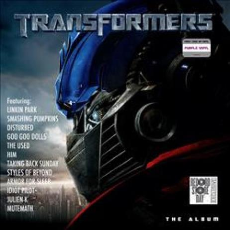 Transformers: The Album (트랜스포머) [Purple Color LP, Limited Edition]