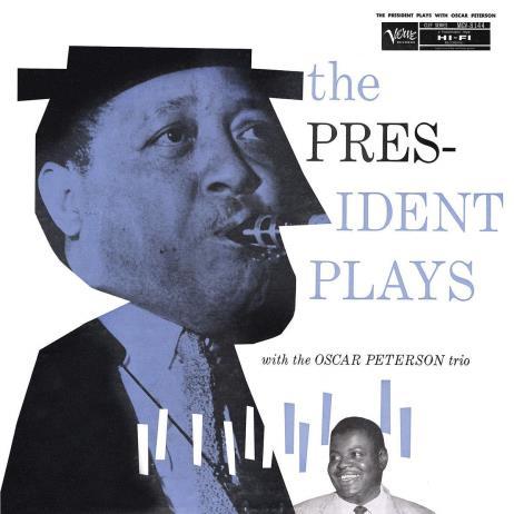 The President Plays With The Oscar Peterson Trio (Vital Vinyl Series) [180g LP]