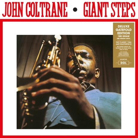 Giant Steps [180g LP, Deluxe Edition, Gatefold]
