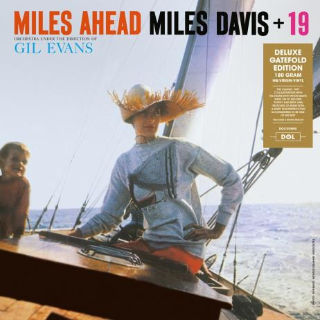 Miles Ahead [180g LP, Deluxe Edition, Gatefold]