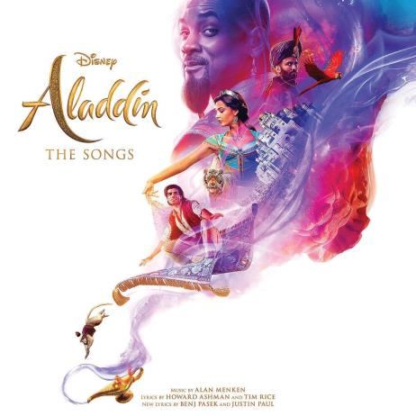 Aladdin: The Songs (알라딘) O.S.T.