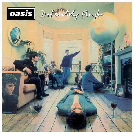 Definitely Maybe [Silver Color LP, 25th Anniversary Limited Edition]