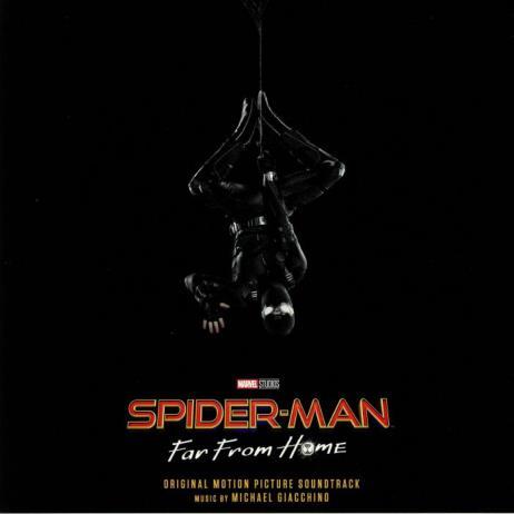 Spider-Man: Far From Home (스파이더맨 : 파 프롬 홈) O.S.T. [180g LP]