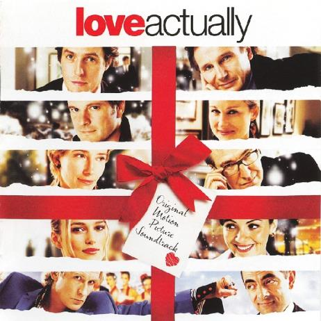 Love Actually (러브 액츄얼리) O.S.T. [Red & White Color LP, Limited Edition]